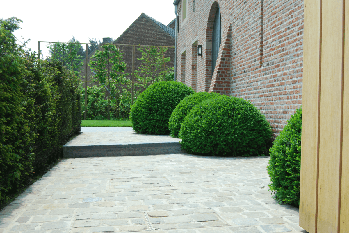 Latest landelijke priv tuinen with landelijke tuinen for Landelijke stadstuin